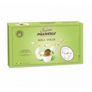 Green Apple dragèe Confetti Maxtris