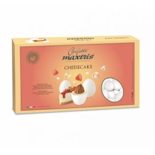Cheesecake dragèe Maxtris