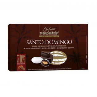 Santo Domingo 70% dragèe Confetti Maxtris