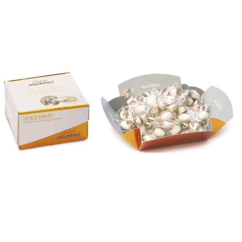 White Sweet Occurrence Confetti Maxtris