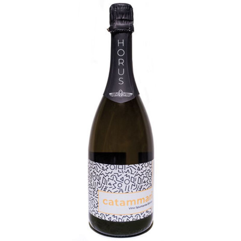 "Extra Dry 2018 Sparkling Wine - Cantine HORUS ""Catàmmari"""