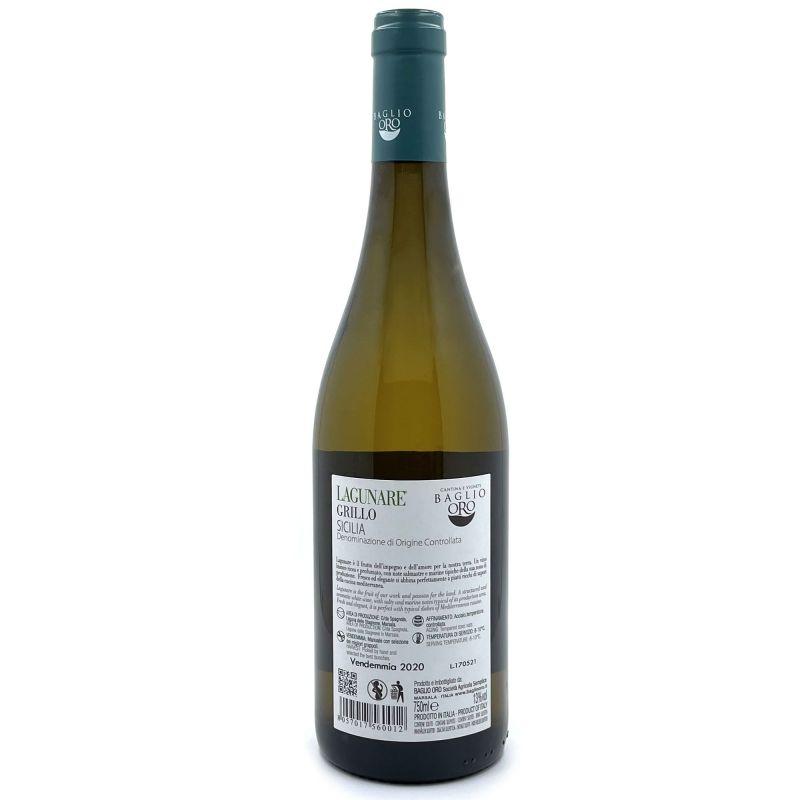 Dei Respiri Grillo DOC White Wine 2020