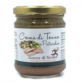 Crema di Tonno e Pistacchio di Sicilia