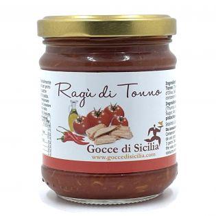 Gran ragù di Tonno di Sicilia