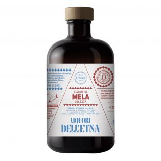 Delight Apple liqueur from Etna- 50 cl