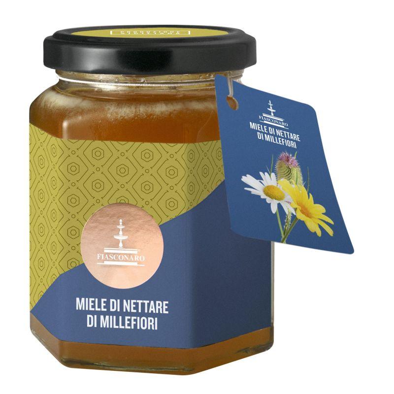 Milleflower Honey 350 g - Fiasconaro