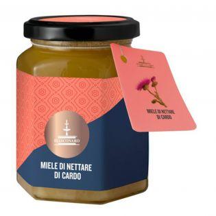 Thistle Honey 350 g - Fiasconaro