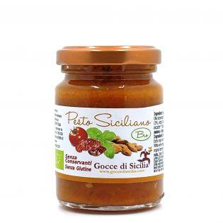 Pesto Siciliano BIO - 90 gr