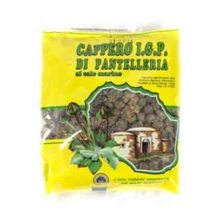 IGP Capers in salt - Medium size Bag of 500 gr.