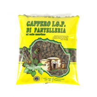 Capperi di Pantelleria IGP PICCOLI - Sacchetto da 500 gr.