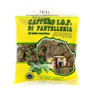 IGP Capers in salt - Big size Bag of 500 gr.