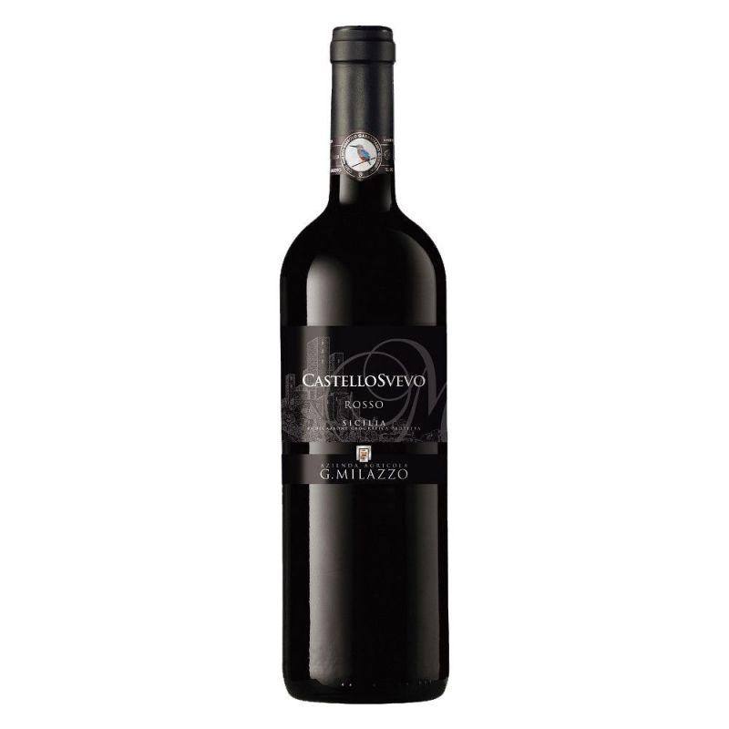 Red Wine Castello Svevo 2019 - Az. Agr. Milazzo