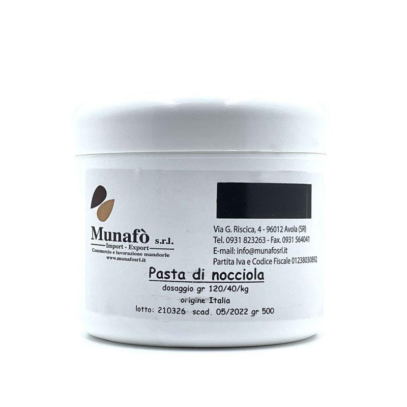 """""""Hazelnuts Paste"""" - Semi-finished product - Base for ice cream 500 g"""