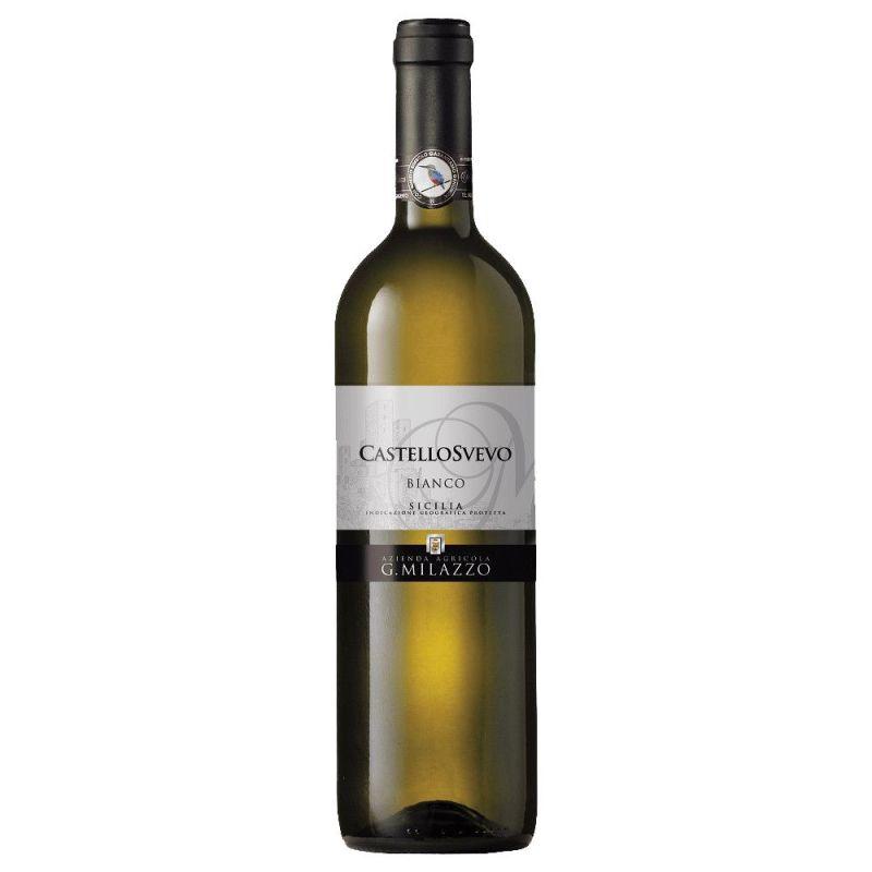 White Organic Wine Castello Svevo - Az. Agr. Milazzo