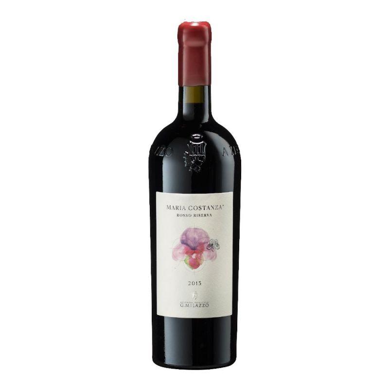 Riserva Red Wine Maria Costanza 2013 - Cantina Milazzo