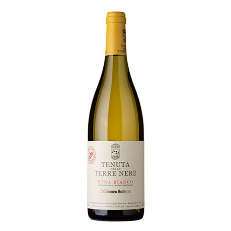 "Cuvée delle Vigne Niche Etna White Wine D.O.C. 2018 ""Calderara Sottana""- Terre Nere"