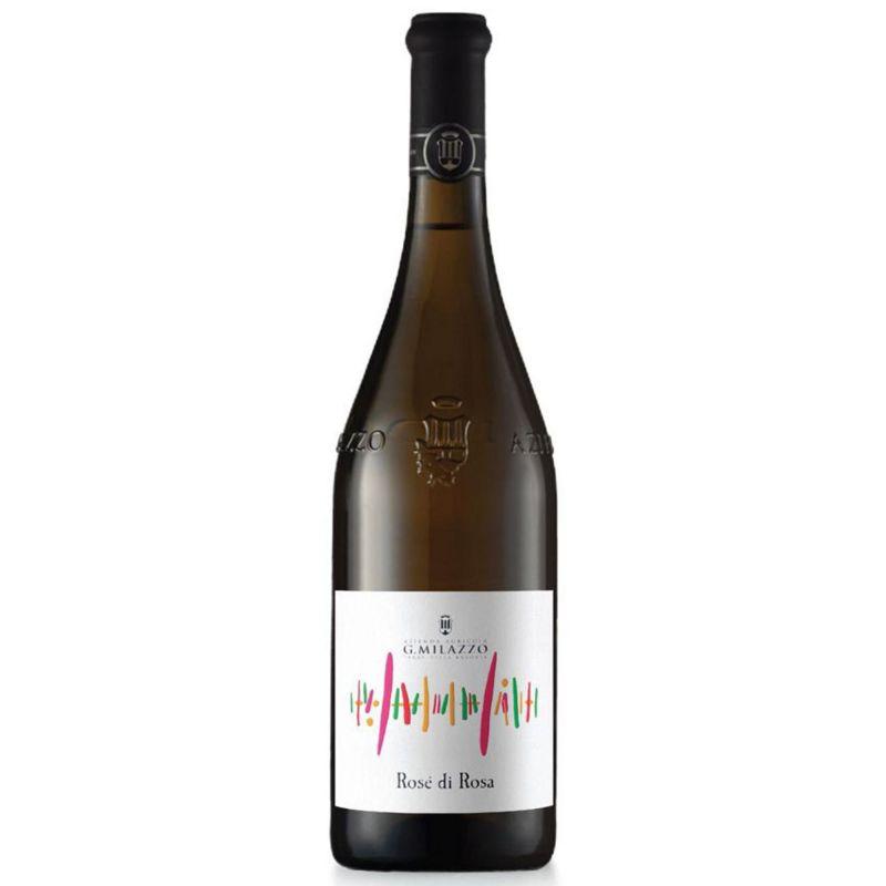Rosato Wine Rosè di Rosa 2020 - Milazzo