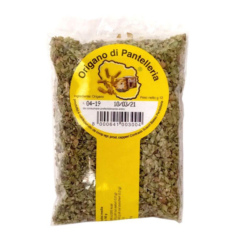 Oregano of Pantelleria - 12 grams pack