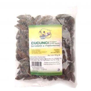 Fruit of the Caper in salt - Bag of 500 gr.