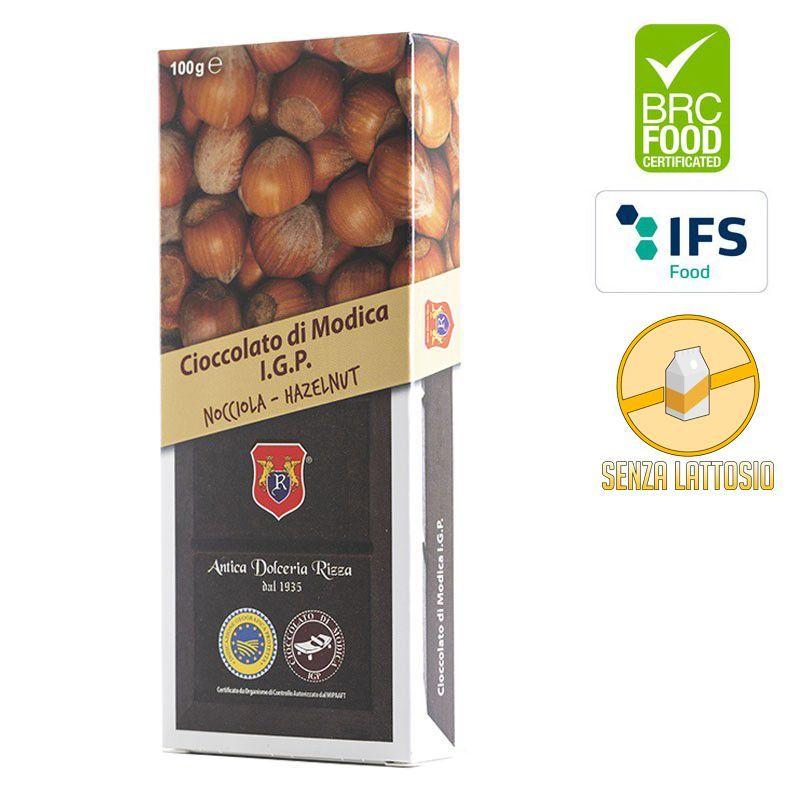 I.G.P. Modica Chocolate Hazelnut