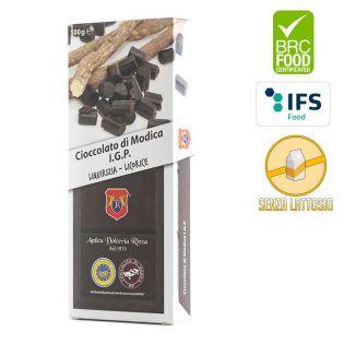 I.G.P. Modica chocolate Licorice