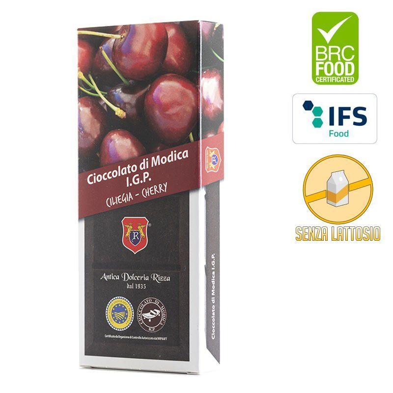 I.G.P. Modica Cherry Chocolate
