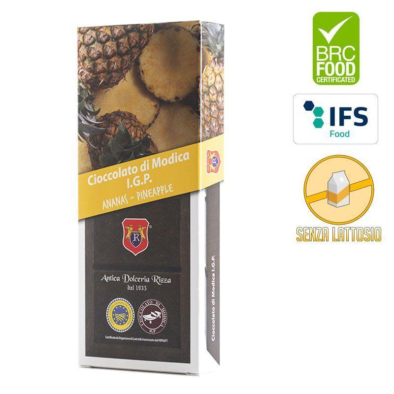 I.G.P. Modica Pineapple Chocolate