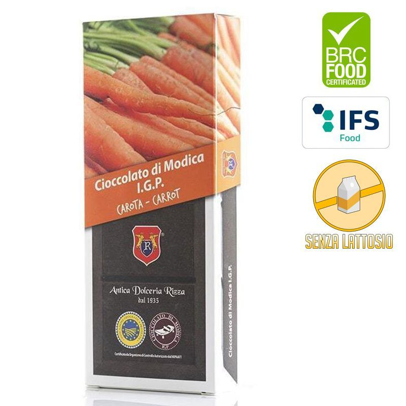 IGP Modica Carrot Chocolate