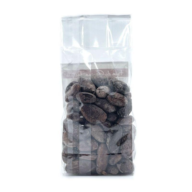 Modica chocolate with carob