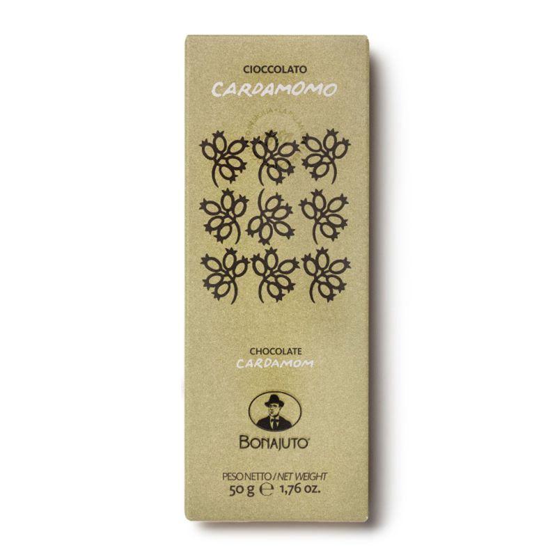 Dark chocolate with Cardamom - Antica Dolceria Bonajuto