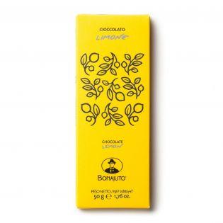 Bonajuto chocolate with Lemon