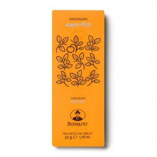 Cioccolato Bonajuto all'Arancia