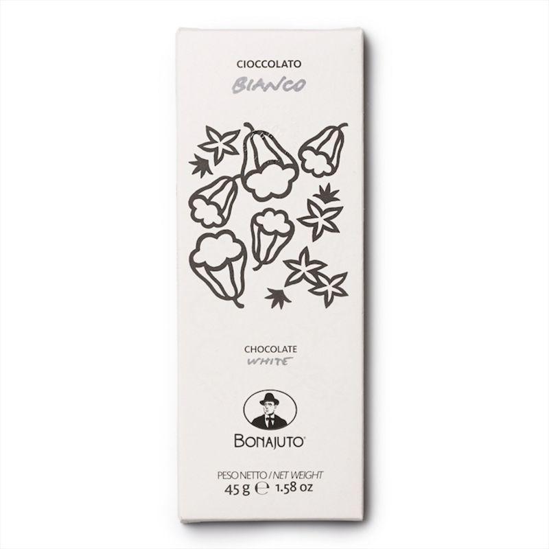 Bonajuto white chocolate