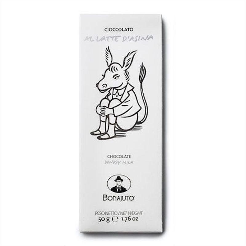Donkey Milk chocolate - Bonajuto