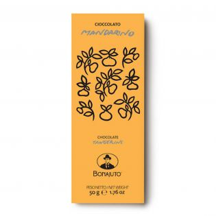 Cioccolato Bonajuto al Mandarino
