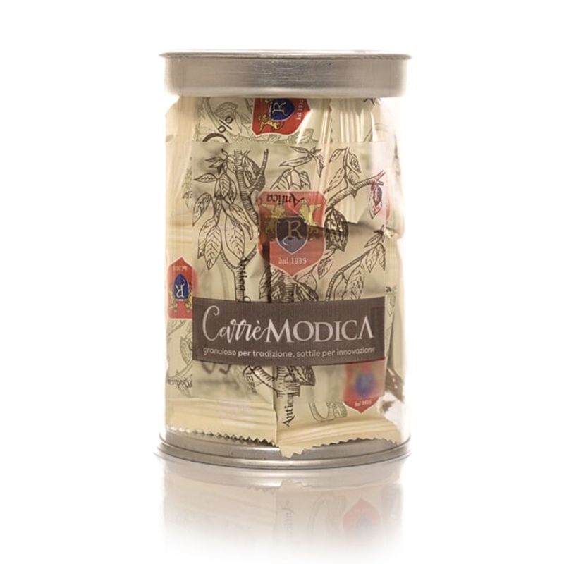 CarrèModica Jar - single portions chocolate 60%
