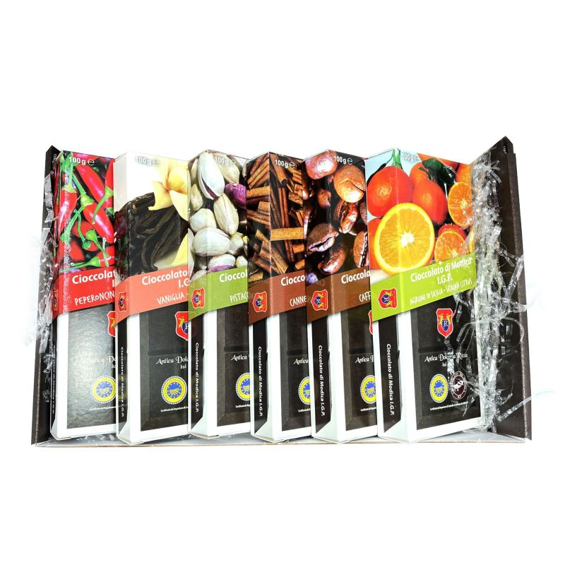 Gift Box Modica Chocolate