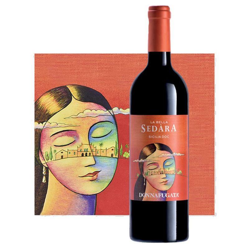 Sedàra 2019 Sicilian Doc Red Wine Donnafugata