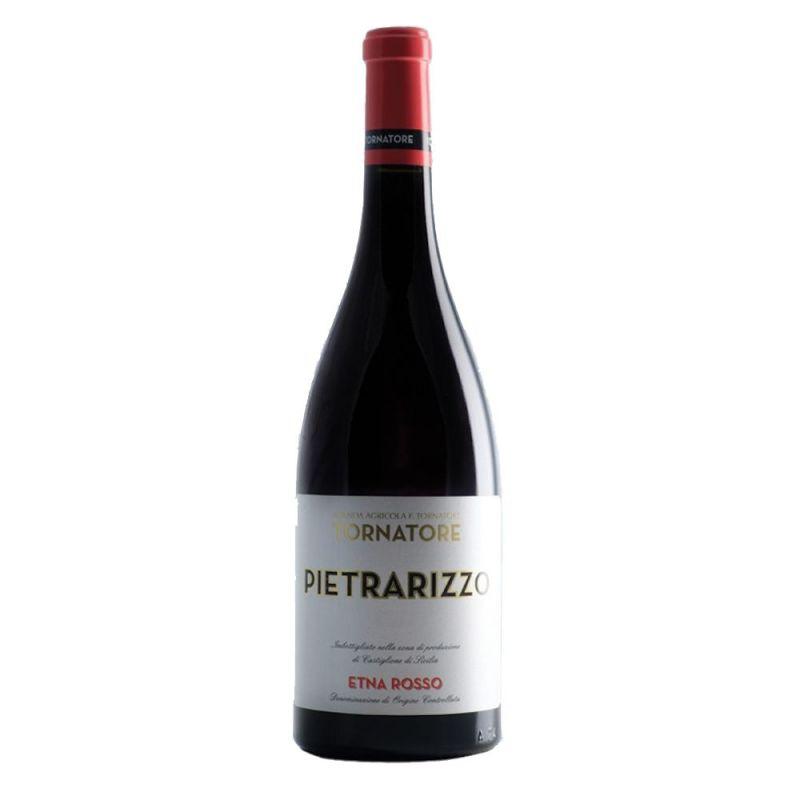 Pietrarizzo 2017 Etna Rosso DOC Sicilian Red Wine - Tornatore