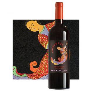 Sherazade 2019 Sicilian Doc Red Wine Donnafugata