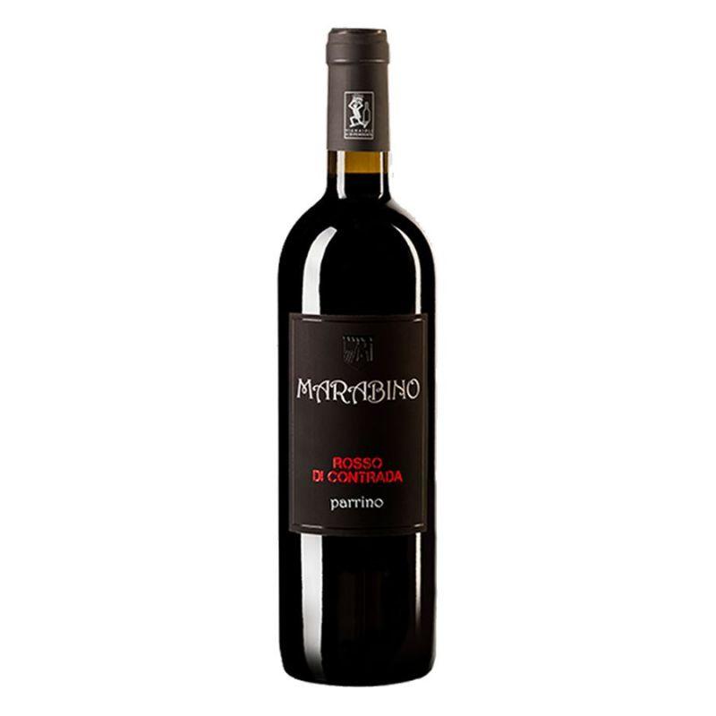 Parrino 2016 Rosso di Contrada Nero d'Avola Organic Red Wine
