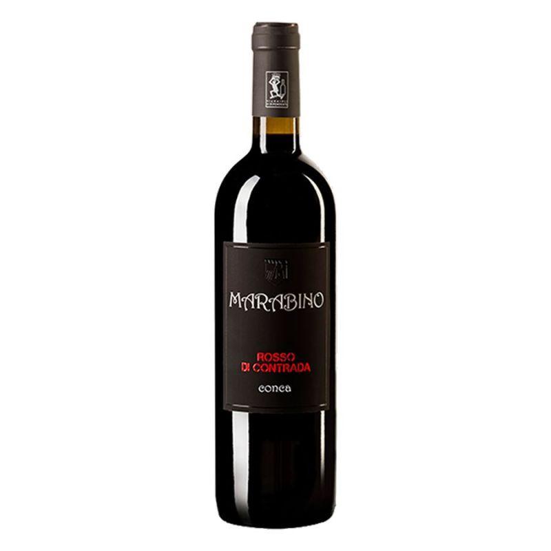 Conca 2017 Rosso di Contrada Nero d'Avola Organic Red Wine
