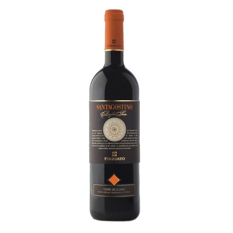 Santagostino Baglio Sorìa Red Wine 2014 IGT Terre Siciliane - Firriato