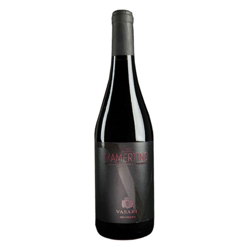Mamertino DOC Red Wine 2016 - Vasari