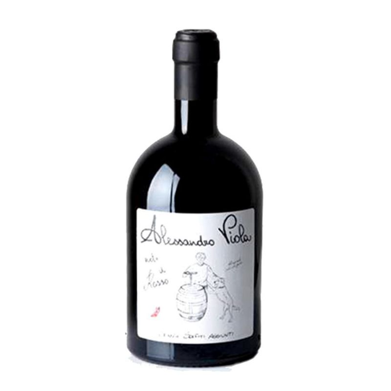 Note di Rosso 2018 Sicilian Red Wine Without Sulfites - Alessandro Viola