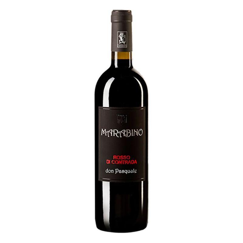 Rosso di Contrada Don Pasquale - No Sulfites - Nero d'Avola
