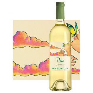 Prio 2020 Sicilian Doc White Wine Donnafugata