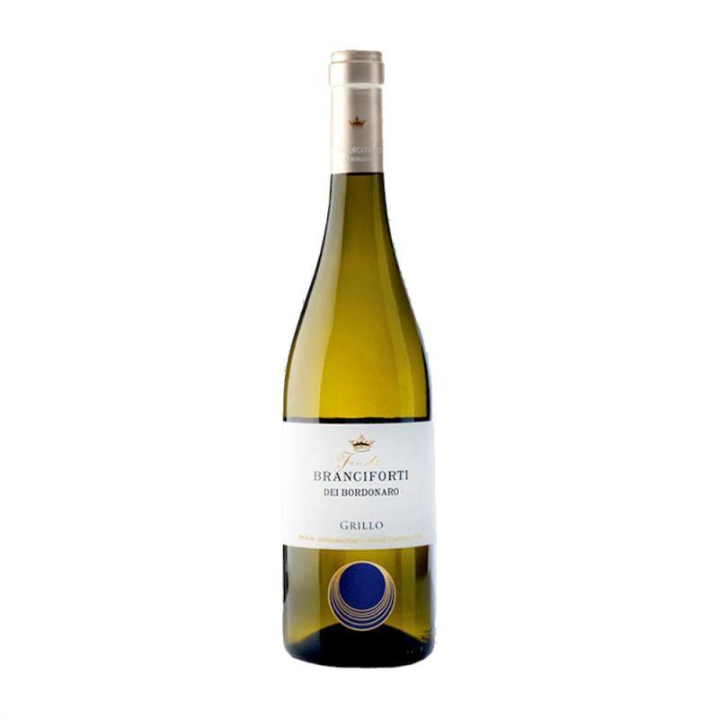 Grillo white wine DOC Sicilia 2020 - Firriato Branciforti dei Bordonaro