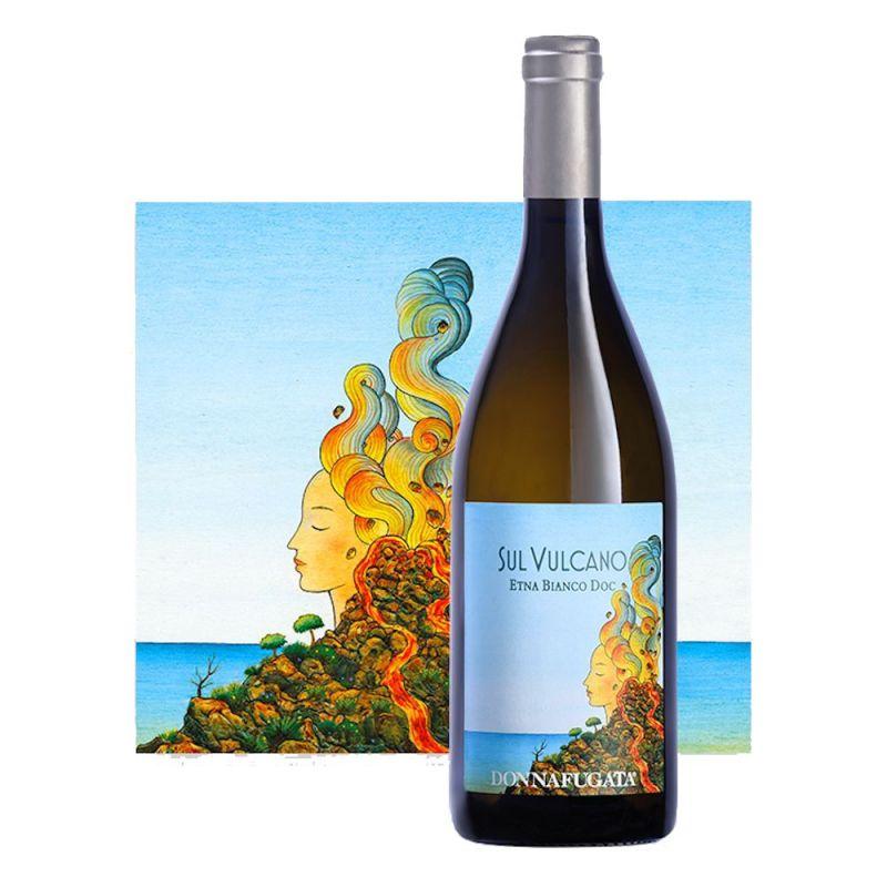 Sul Vulcano 2019 Etna Doc White Wine Donnafugata