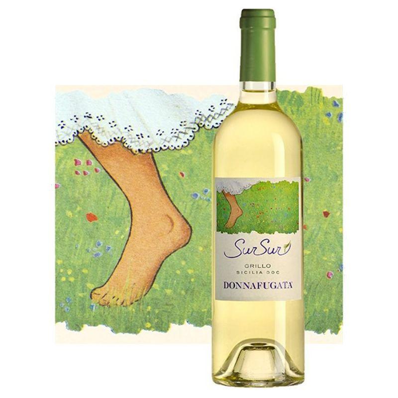 Sur Sur 2020 Sicilian Doc White Wine Donnafugata
